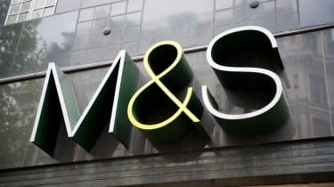 M&S sign