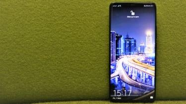 Huawei Mate 20 Pro alternative body shot