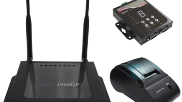 The 4ipnet HSG200 Access Point + SDS100 Ticketing System