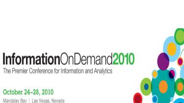 IBM Information on Demand logo