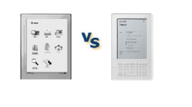 iRex DR800S vs iRiver Story