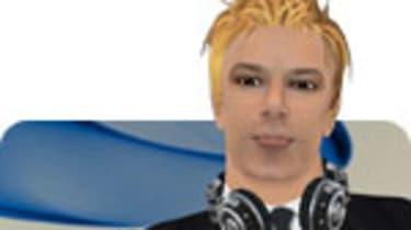 Mark Kingdon's Second Life avatar