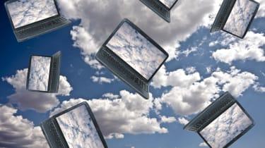 Cloud raining computers