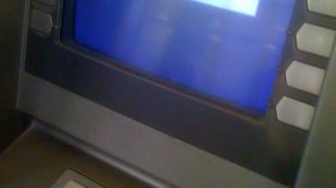 Windows cash machine