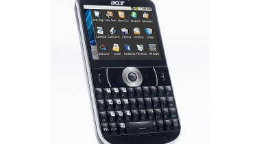 The Acer beTouch E130