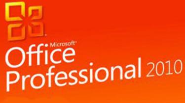 Office Professional box closeup