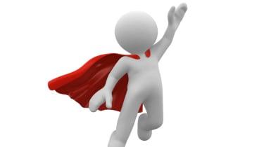 Super hero character