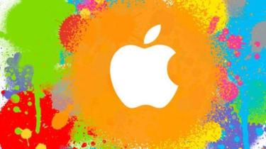 apple invite logo