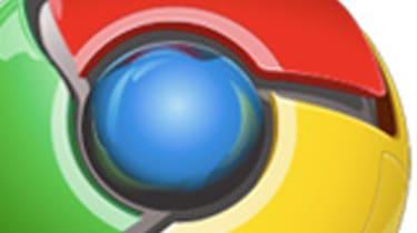 Chrome closeup