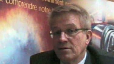 CERN openlab's CTO Sverre Jarp