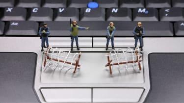 soldiers keyboard
