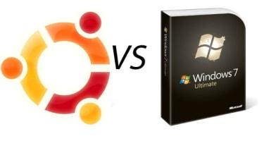 ubuntu vs win7