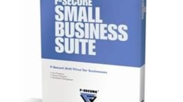 Step 2: F-Secure Anti-Virus Small Business Suite