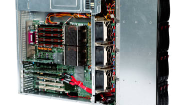 Step 7: Broadberry CyberStore SAS826/7TB