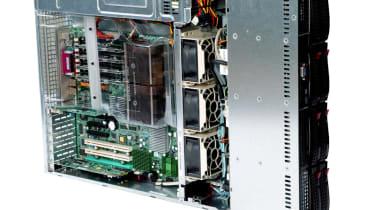 Step 8: Rackservers.com 6025B-3RB