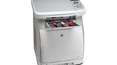 Step 4: HP Colour LaserJet CM1017 MFP