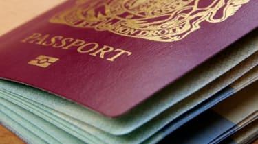 UK e-Passport