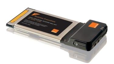Step 3: Orange Business Everywhere: Option GlobeTrotter GT 3+ EMEA 3G/EDGE data card
