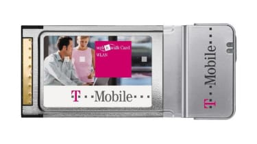 Step 2: T-Mobile Web'n'walk Card with WLAN: Option GlobeTrotter GT Fusion+ EMEA 3G/EDGE data card