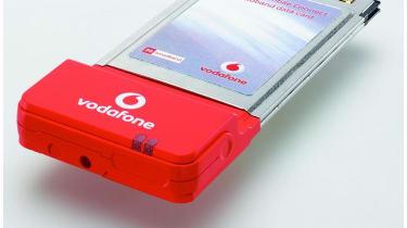 Step 1: Vodafone Mobile Connect: Option GlobeTrotter GT3+ 3G/EDGE data card