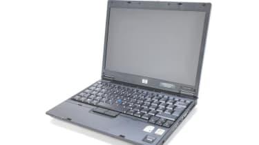 Step 8: HP Compaq nc2400