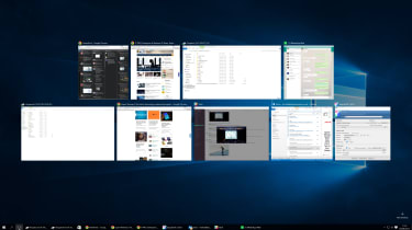 Virtual desktops oin Windows 10