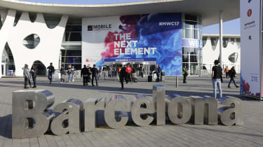 Mobile World Congress at the Fira Grand Via, Barcelona