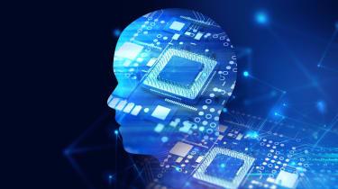 AI machine learning brain chip