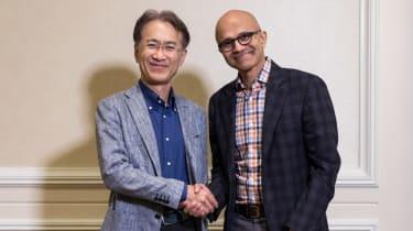 Microsoft and Sony partnership