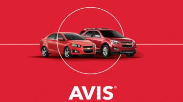Avis business car hire
