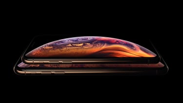 iPhone Xs and Xs Max display