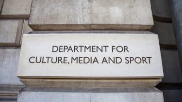 Department sign