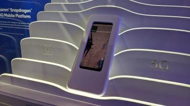 New 5G ready OnePlus prototype