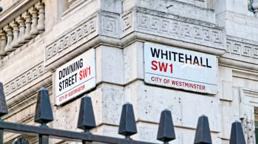 Whitehall buildings
