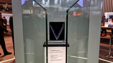 Huawei Mate X display at MWC