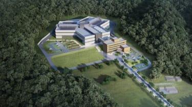 Samsung data centre Korea DMZ