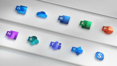 Microsoft Office modernised icons