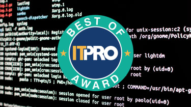 Graphic introducing the showcase of the best Linux distros