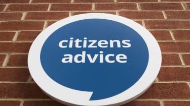 Citizens Advice signage