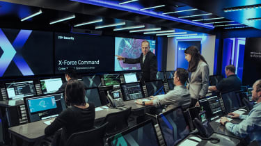 IBM cyber tactical operation centre