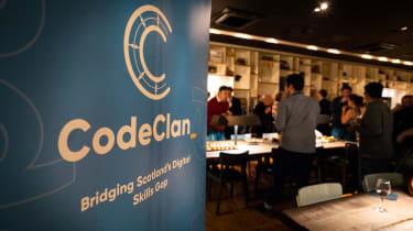 CodeClan sign