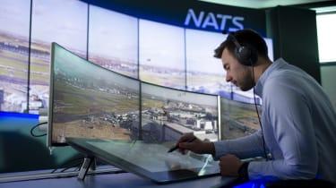 Heathrow digital control tower