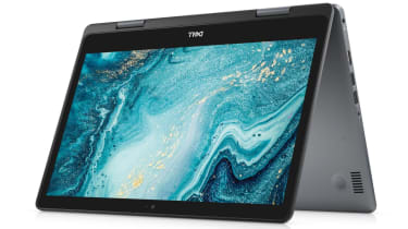 Dell Inspiron Chromebook 14 2-in-1 in tablet mode