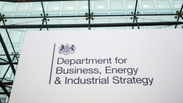 Department of Business, Energy and Industrial Strategy
