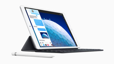 New Apple iPad Air launched in 2019 with Apple Pencil and smart keyboard