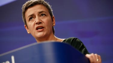 European Competition Commissioner Margrethe Vestager
