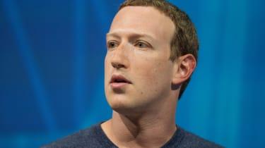 Zuckerberg looking worried