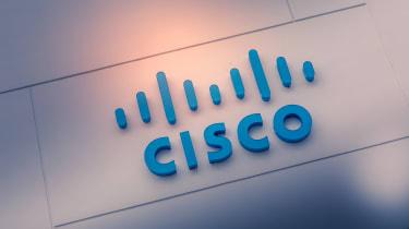 The Cisco company logo as seen when printed