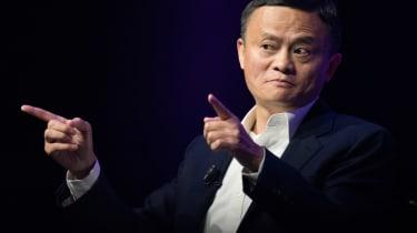 Alibaba co-founder Jack Ma