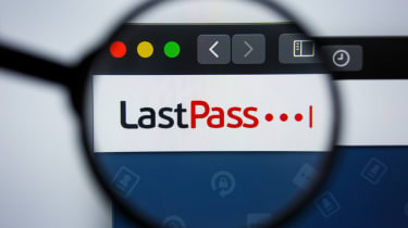 The LastPass password manager
